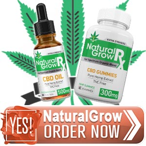 Natural Grow Rx CBD Gummies